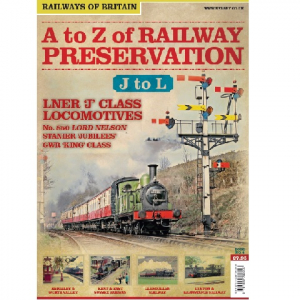 A to Z of Railway Preservation #4 J to L