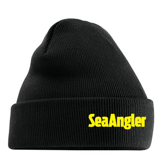 Sea Angler Magazine Beanie Hat