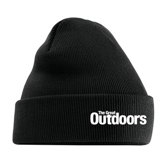The Great Outdoors Magazine Beanie Hat