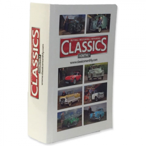 Classics Monthly Magazine Binder