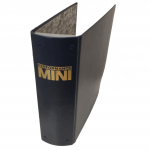 Modern Mini magazine binder