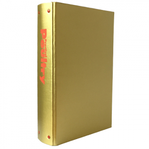 Practical Poultry magazine binder