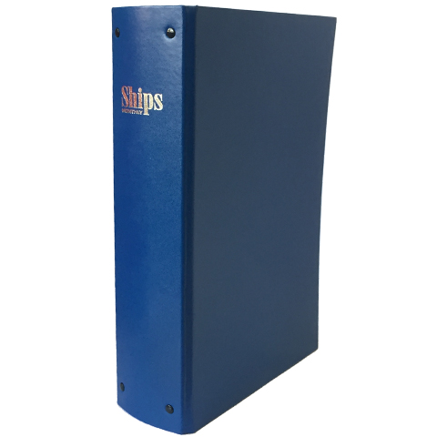 Ships Monthly Magazine Binder