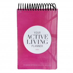Your Active Living Planner