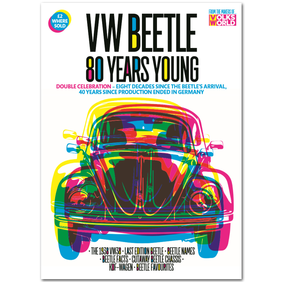 VW Beetle - 80 Years Young Supplement