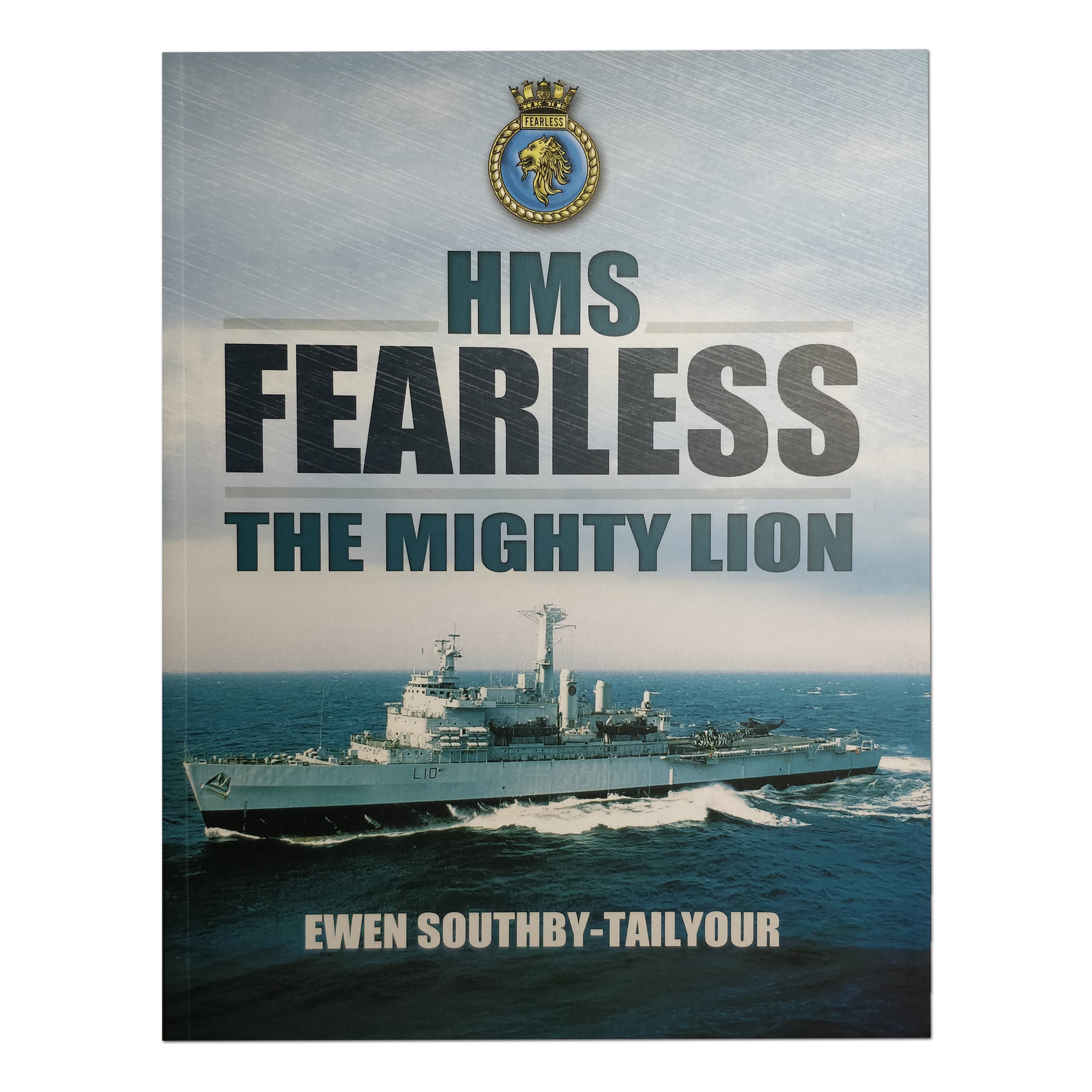 HMS Fearless (Mighty Lion)