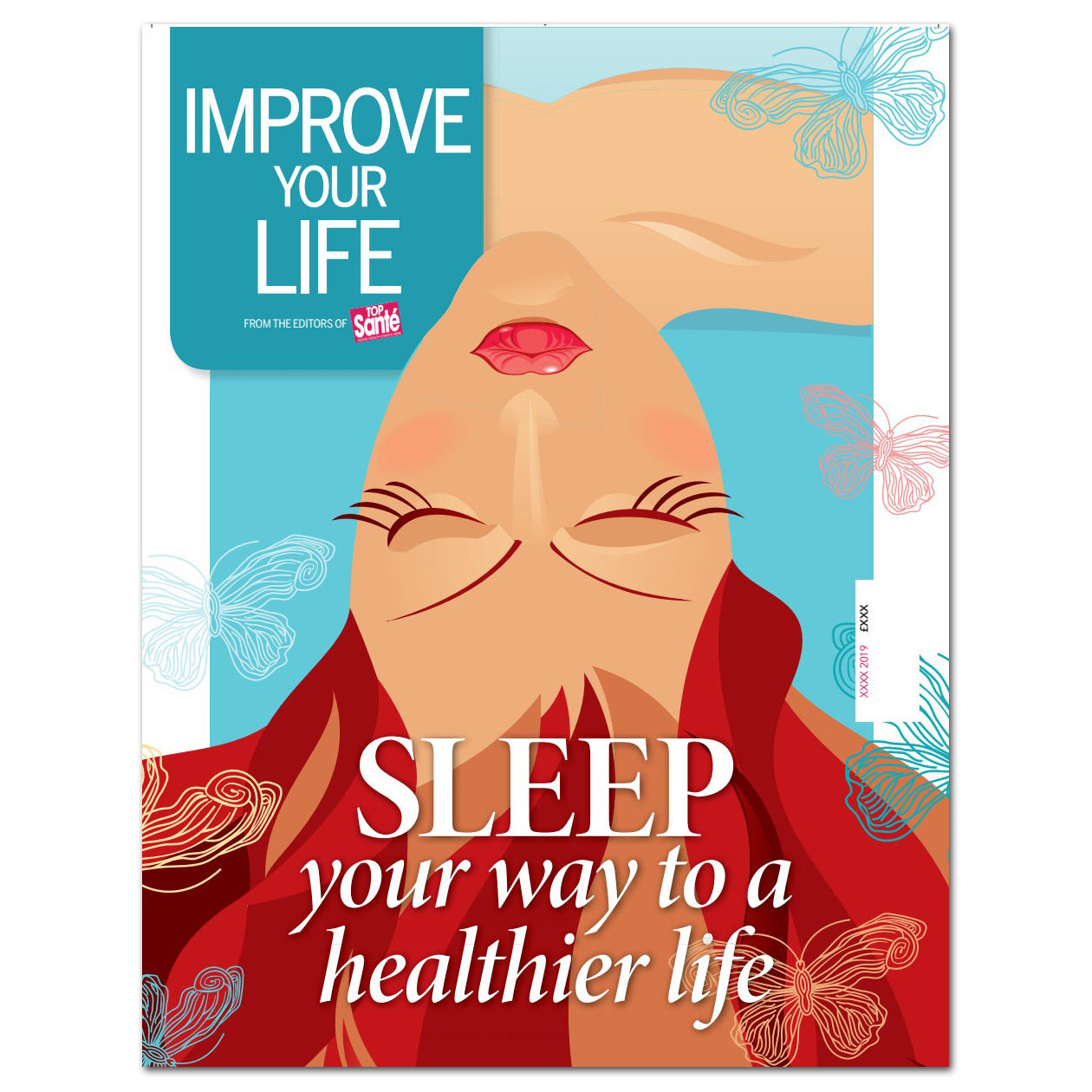 Improve Your Life - Sleep your way to a Healthier Life