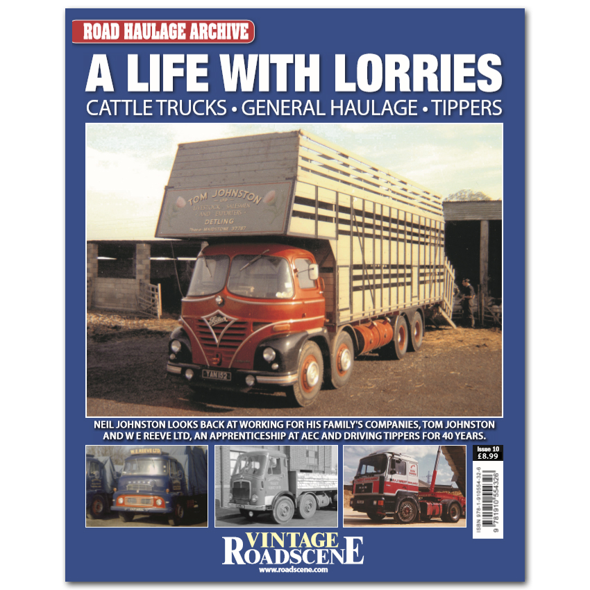 Road Haulage Archive #10 - A Life with Lorries
