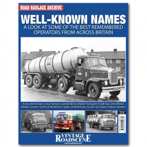 Road Haulage Archive #18 - Well-Known Names