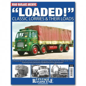 Road Haulage Archive #19 - Loaded