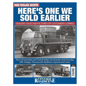 Road Haulage Archive #22 Here's One We Sold...