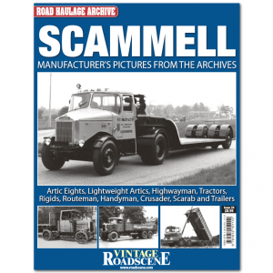 Road Haulage Archive #24 - Scammell