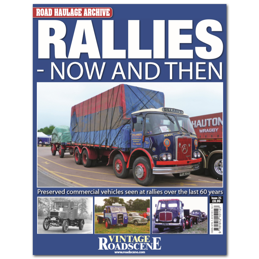 Road Haulage Archive #25 - Rallies