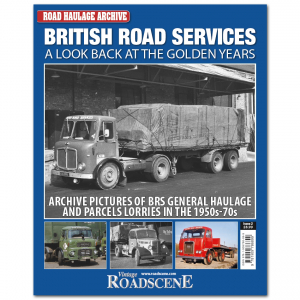 Road Haulage Archive #2 - British Road Services