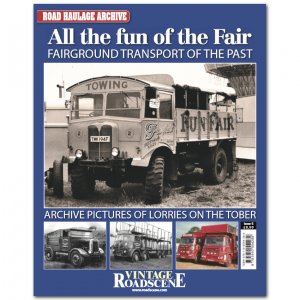 Road Haulage Archive #6 - Fairground