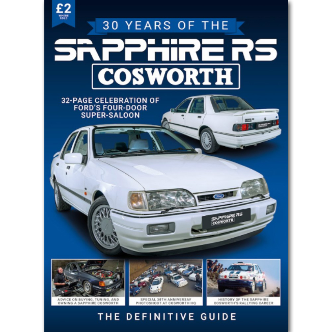 Sapphires Cosworth Supplement