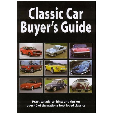 My cool classic car: an inspirational guide to classic cars.