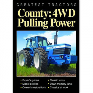County: 4wd Pulling Power