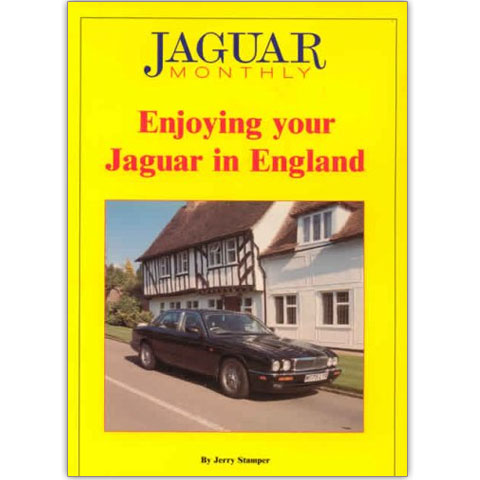 Enjoying your Jaguar in England