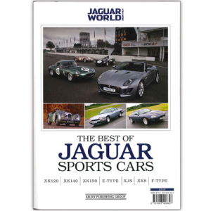 The Best of Jaguar Sports Cars