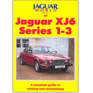Jaguar XJ6 Series 1-3
