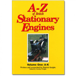 A-Z of British Stationary Engines Volume One: A-K
