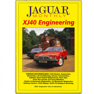 XJ40 Engineering