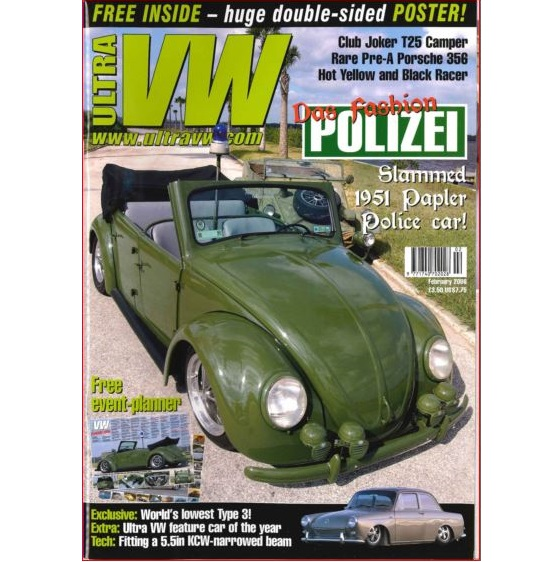 Ultra VW Back Issue February 2006