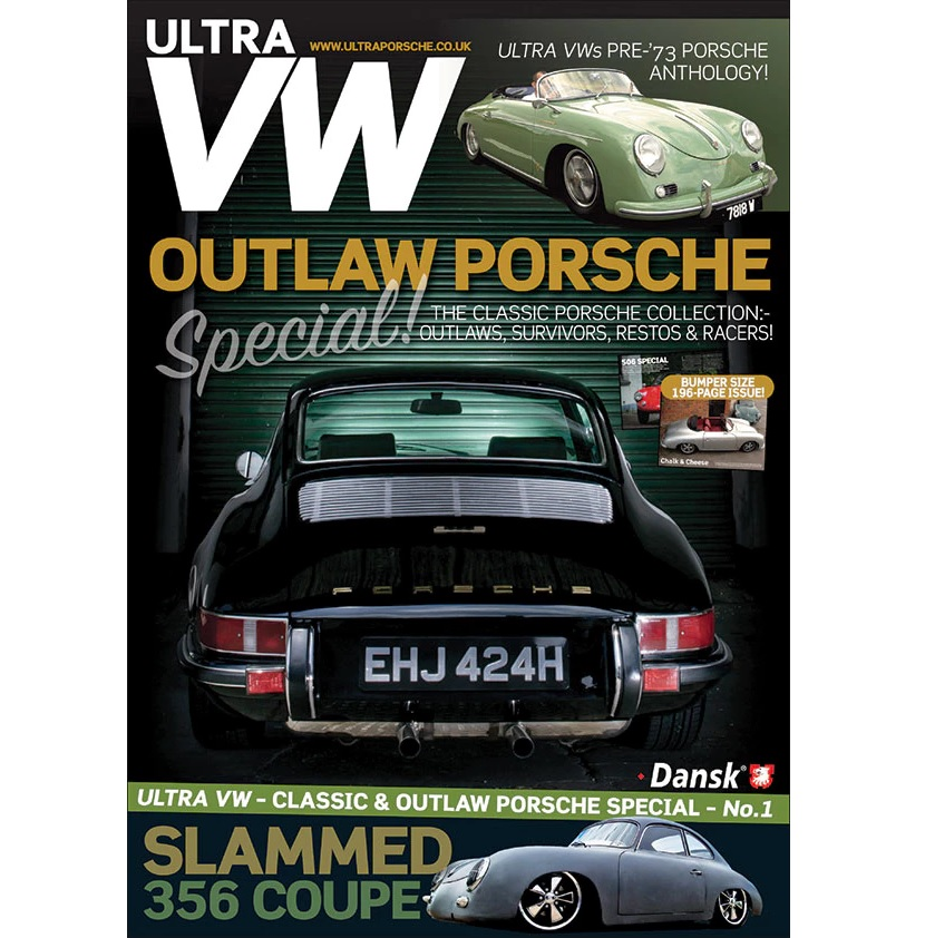 Ultra VW - Classic & Outlaw Porsche Special