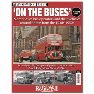 Vintage Roadscene Archive #1 'On the Buses' Volume 1