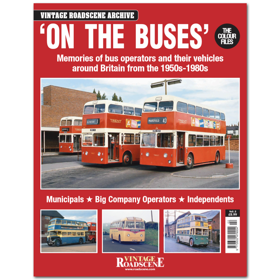 On the Buses - Book Two