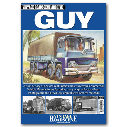 Vintage Roadscene Archive Volume 3 - Haulage - Guy