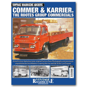 Vintage Roadscene Archive Vol5 - Haulage - Commer & Karrier