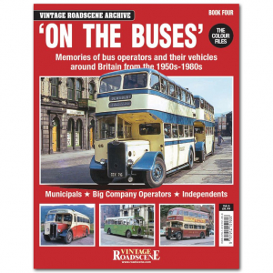 Vintage Roadscene Archive Vol6 - On the Buses Book 4