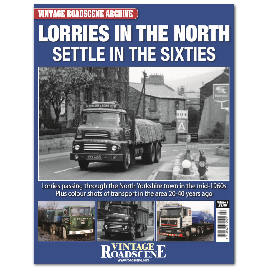 Vintage Roadscene Archive Vol7 - Lorries in the North