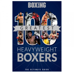 100 Greatest Heavyweight Boxers