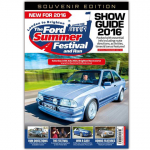 London to Brighton - Ford Summer Festival Guide 16