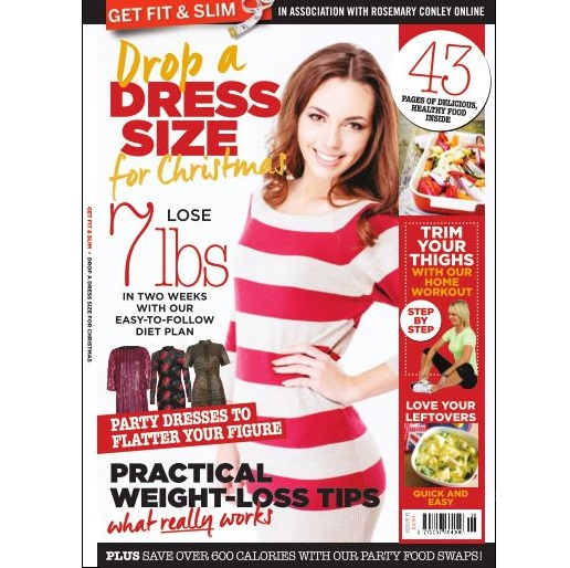 Get Fit & Slim #8 - Drop a Dress Size for Xmas