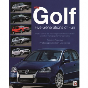 VW Golf - Five Generations of Fun