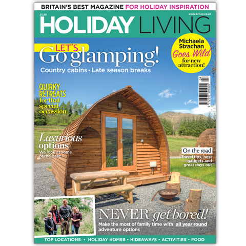 Holiday Living - Glamping Special 2016