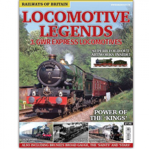 Locomotive Legends #3 GWR Express Locomotives