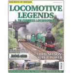 Locomotive Legends #4 Southern Railway Express