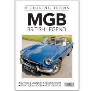Motoring Icons: MGB British Legend
