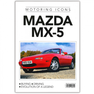 Motoring Icons Mazda MX-5