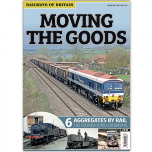 Moving the Goods #6 Aggregates by Rail