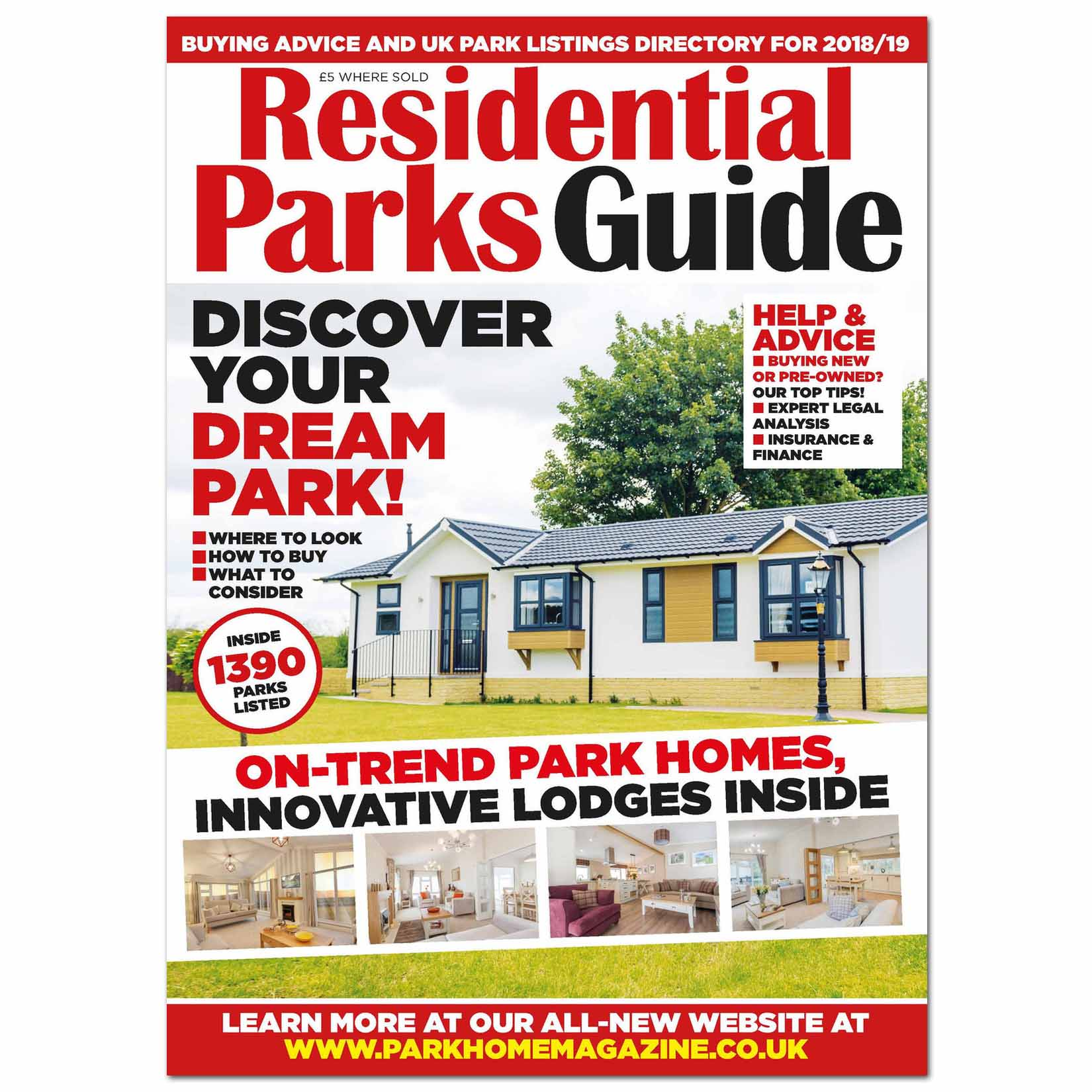 Residential Parks Guide 2018/2019