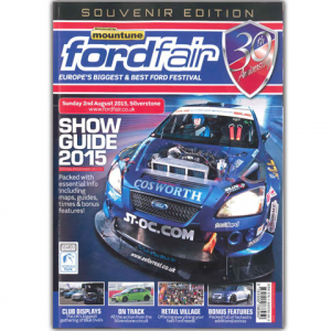 Ford Fair Show Guide 2015