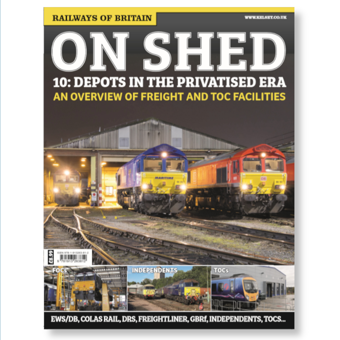 On Shed #10 Depots in the Privatised Era