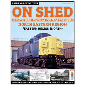 On Shed #4 North Eastern Region