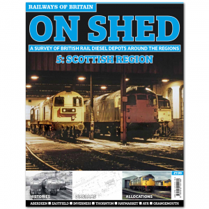 On Shed #5 Scottish Region